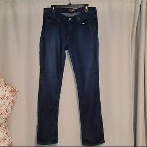 NWOT Lucky Brand Jeans,  Dark Blue